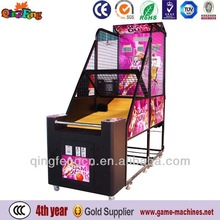 New design professional basketball arcade game with great price