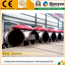 machines manufacturing companies in China for aerated cement blocks machinery