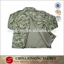 Military Digital Camouflage Parka M65 Jacket