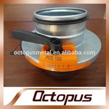 Air Volume Control Valve Iris Damper for Round Duct