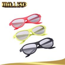 optical frames 3d glasses red blue video factory