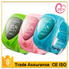 2015 Hot Sale Wrist Watch GPS Tracking Device for Kids