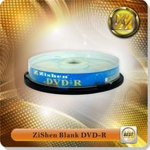 Black Dvd Storage Dvd+R Dvd-R A Grade Blank Dvd Low Price