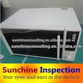 Aparato electrodoméstico de control de calidad y pruebas/la tercera parte del servicio de inspección/informe de inspección