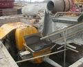 2015 novo produto 10% fora xhbt diesel ou elétrico trailer bomba de concreto betoneira bomba