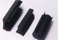 Heat resistance EPDM solid rubber seal strip