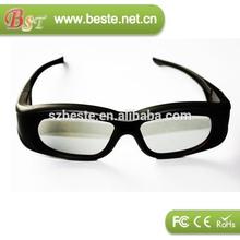 hot sell high tech bluetooth active shutter 3d glasses