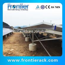Solar power station solar pv system