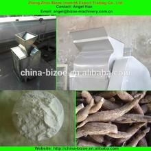 200kg/h Stainless Steel Frozen Cassava Grating Machine