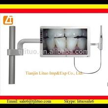 Dental Lab clinic imulti media touch screen intraoral camera