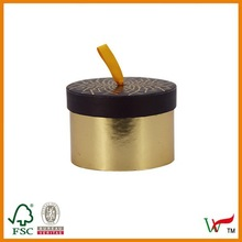 Fashion high quality gift cosmetic packaging tube wholesale in Dongguan