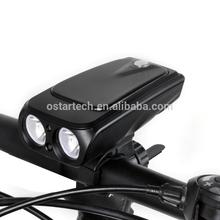 700LM 2x CREE XPG R5 LED Cycling Bicycle Mountain Bike Light USB