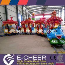 kids amusement park christmas musement children game kiddie track train