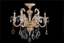 hot new products for 2015 crystal chandelier luxury interior decoration