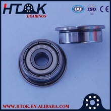 F624 Flange Bearings 4x13x5 mm F624zz Flange Ball Bearings