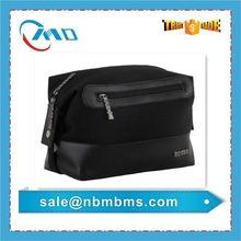 Fashion Durable Waterproof Polyester Travelling Men Toiletry Bag