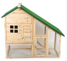 2014 Wooden rabbit house ,wooden rabbit cage,cheap rabbit cage