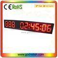 Venda quente controle remoto digital de temperatura do circuito de exibição com excelente preço
