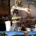 N-c-w-907-park diseño inflable gigante de la serpiente