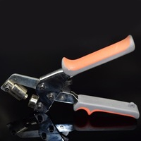 Easy and portable grommet press plier