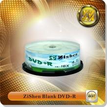 Blank Dvd R Disk 4.7Gb Blank Dvd+/-R Hard Disk Dvd Duplication