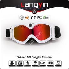 720P Camera Skiing Goggles Camera --Private design