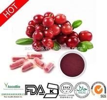 2015 Best Price Cranberry Extract 50% Proanthocyanidins Powder
