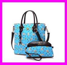 Top 10 best selling fashion cute design women & girl pu leather handbag HD1658