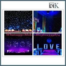 blue led acrylic star curtain,led star curtain china,154 led chasing star curtain outdoor christmas lights