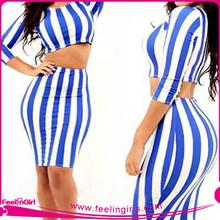 Wholesale Fashion bodycon dresses amazon