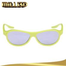 polarizer film blue movies abs 3d glasses