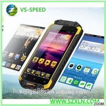 Vsspeed MTK6589W quad core dual sim waterproof IP68 rugged mobile phone