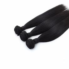"28"" Virgin Human Hair, Brazilian Human Remy Straight Hair"