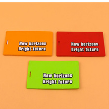 Promotion Gift Factory Direct Customized Design PVC Rubber Keychain