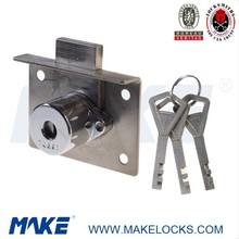 MK120-9 Safe panel disc tumble coffer lock