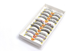 HotSale Eyelashes,Charming Lady First Choice 10 Pairs Eyelashes