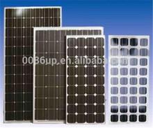 less power decrease 150 watt stock solar panel for sale