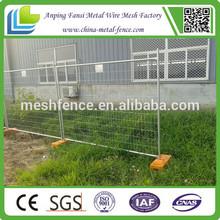 alibaba china steel metal temporary fence panels