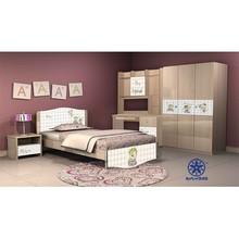 2015 hulubao modern design 1303C MDF comfortable and eco-friendly children bedroom,kids bedroom furniture
