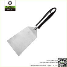 FDA Approval Kitchen Tools Stainless Steel Flexible Turner