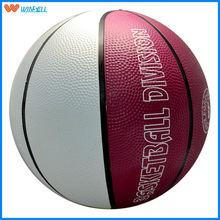 stock league digital printing rubber basketball
