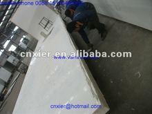 mini refrigerator box truck aluminum sheet/corrugated steel cargo dry van body