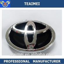 High quality chrome custom car badges emblems