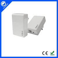 Best Price !Ethernet Wireless Powerline Adapter,200M HomePlugAV Wallmount 150M 802.11N