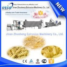 Low consumption and new type pasta/macaroni machine