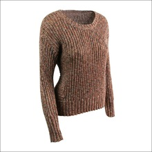 Crewneck long sleeve women's fashion couple pullover sweater
