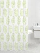 Thumbprint Design Home Goods 100% Polyester Shower Curtain