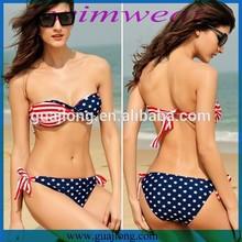 estados unidos sexi flagge banduau sexy bikini bandera americana