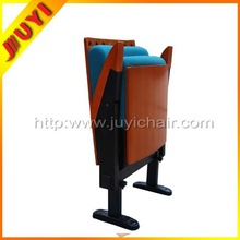 JY-780 Manufacture Dismountable Public Portable Cheap Church Podium Movable Bleacher Sports Waiting Indoor Wooden Chair Frame