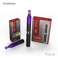New products vaporizer Focus F1 no cotton big vapor big capacity disposable cartomizer